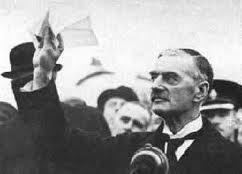 Is President Obama another Neville Chamberlain?