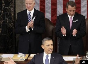 President Obama's State of the Union Address 2011