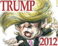 Will Trump's Hair-do do for 2012?