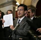 Eric Cantor speaking