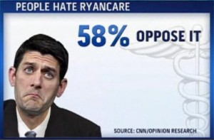 People hate Ryancare