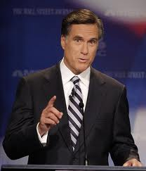 Mitt Romney, Republican Presidential candidate for 2012