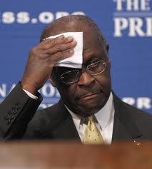It's been a rough week for Herman Cain