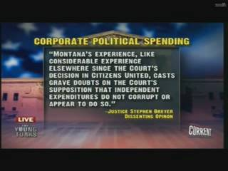 Montana's experience, like considerable experience elsewhere since the Court's decision in Citizens United, casts grave doubts on the Court's supposition that independent expenditures do not corrupt or appear to do so