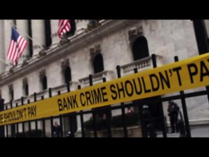 Bank Crime shouldn't pay