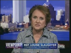 Rep. Louise Slaughter